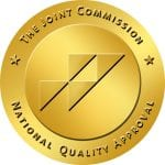 Crescent Pines Hospital's National Quality Seal of Approval by The Joint Commission